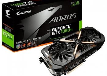 Gigabyte GeForce GTX 1080 Ti Aorus Xtreme Edition