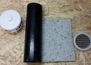 Клапан инфильтрации воздуха КИВ-125 (КПВ-125)