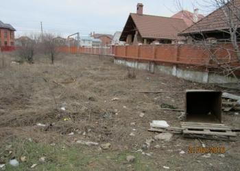 Продам земельный участок.Краснодар п.Северный