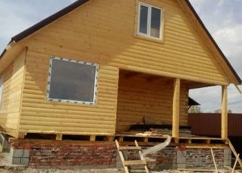 Строительство беседок, домов, бань