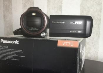 Видеокамера Panasonic V770