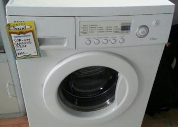 Продам стиральную машинку Samsung