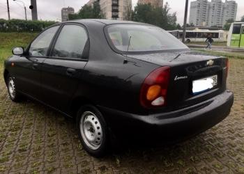 Chevrolet Lanos, 2008 sx