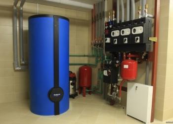 Монтаж систем отопления и водоснабжения. Теплый пол.
