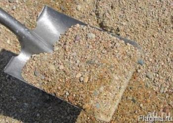 Щебеночно-песчаная смесь(ЩПС-ПЩС) с доставкой