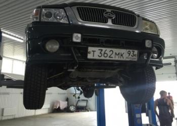 Ремонт ходовой автомобиля (подвески) в Краснодаре. Звоните.