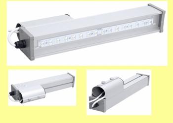 Светильник светодиодный уличный 60 Вт. по цене производителя, гарантия 7 лет