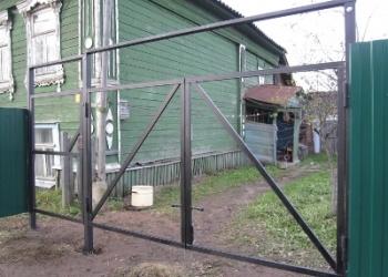 Сварочные работы в Краснодаре! Навесы, заборы, ворота, калитки, двери, решетки.