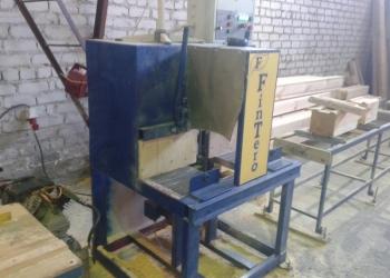 Производство профилированного бруса.