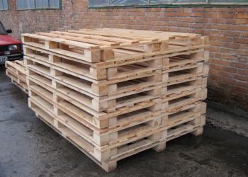 Продаются деревянные поддоны.