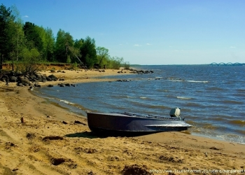 Продаю земельный участок в с. Глебово,2,8 Га, на южном берегу Рыбинского водохра