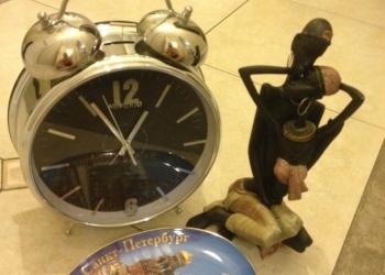 Часы+фигурка+блюдце=999 рублей