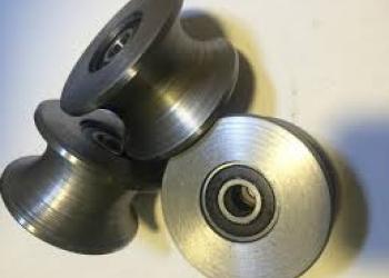 Шкив, ролик стальной