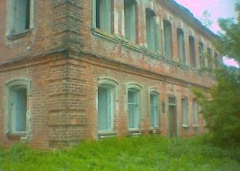 Здания 1000м.кв. на участке 58 сот. пром.земли