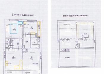 Коттедж 290 м2 для жизни и бизнеса