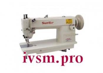 Одноигольная швейная машина челночного стежка SunSir SS-A387
