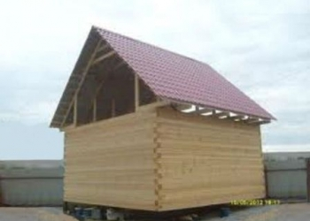 Акция! ! ! Срубы домов из бруса всего 110 тыс. руб.