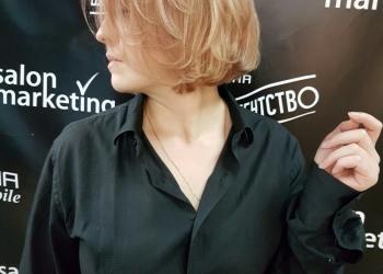 Мастер по блонд, и яркому окрашеванию