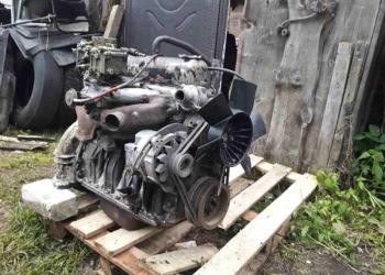 Двигатель на газ 3110