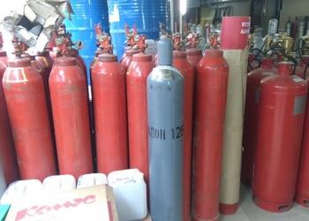 СПРОС фреон хладон баллоны огнетушители модули пожаротушения станции демонтаж