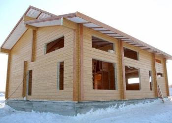 Строительство деревянных домов в Новосибирске
