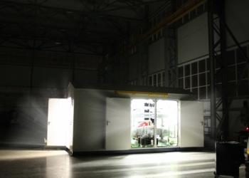 Азотная компрессорная установка НДА/ТГА-10/251