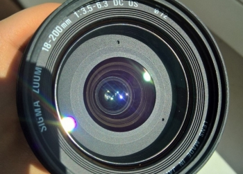Объектив Сигма Sigma zoom 18-200mm 1 3.5-6.3 DS OS