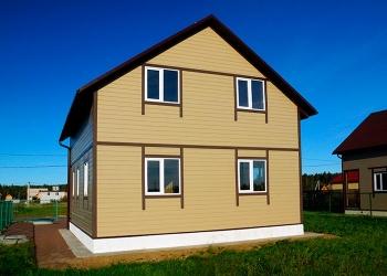 Каркасные дачные домики и жилые дома под ключ в Пензе