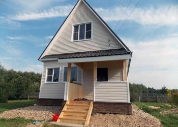 Заказать дачный дом для садового участка в Пензе можно у нас