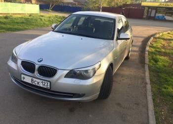 BMW 5er, 2009