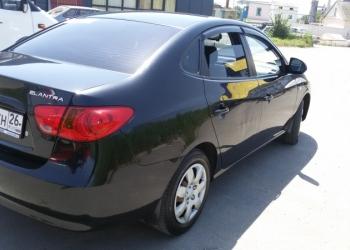 Hyundai Elantra, 2009