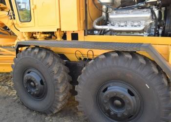 Автогрейдер ДЗ-122 капитальный ремонт