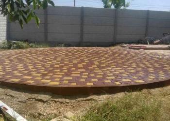 Плитка тротуарная от производителя