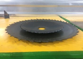 Продаю сферические дисковые пилы для производства кабельных барабанов!