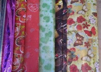 листы и пакеты для упаковки