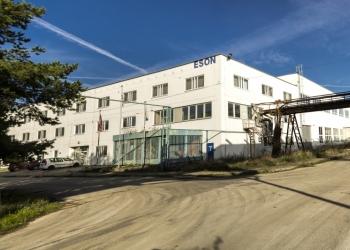 Промышленное здание и офисы в Словакии