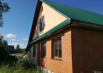 Продам двухэтажный дом площадью 150 кв.м. (земельный участок площадью 1100 кв.м)