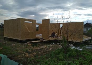ЭКОСТРОЙ строительство домов
