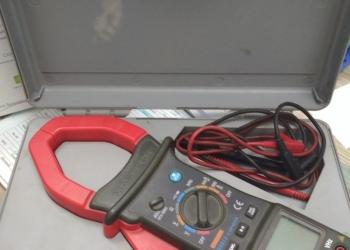 Клещи токовые Mastech M9912