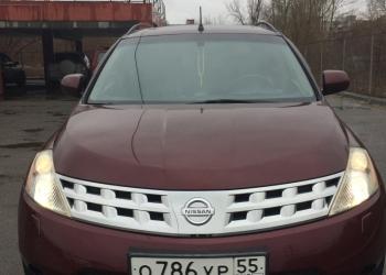 Продаю автомобиль Nissan Murano, 2007г