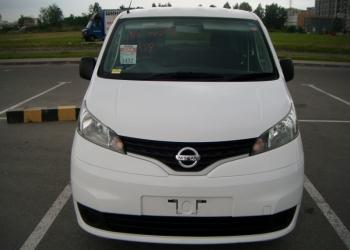 Nissan Vanette, 2013