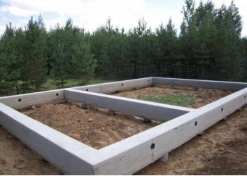 Построим МОНОЛИТНЫЙ фундамент под ключ в Москве и области за 14 дней!