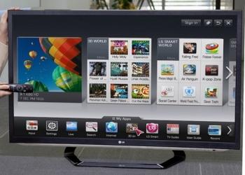 LG 42LM660T 3D SMART TV