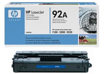 Заправка C4092A для HP LJ 1100/ 3200/ 3220