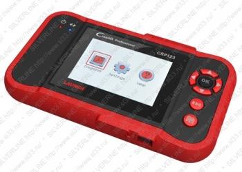 Автомобильный сканер Launch Creader Professional 123
