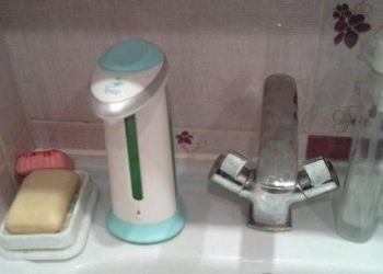 Сенсорная мыльница Soap magic чисто и гигиенично
