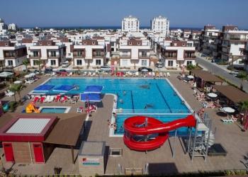 Недвижимость на берегу Средиземного моря