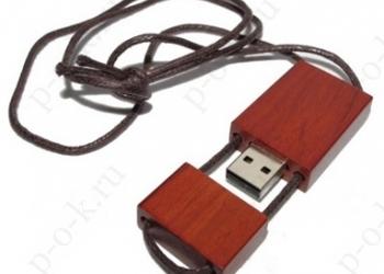 Флешки из дерева оптом под нанесение логотипа. Деревянные USB-флешки под лого