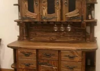 Шкафы и комоды из дерева