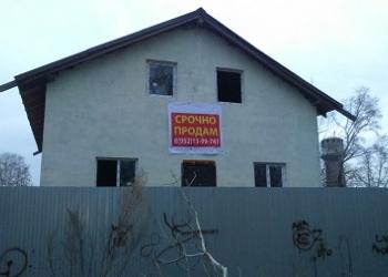Продам недостроенный дом в Асбесте!